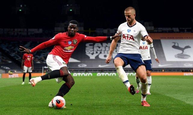 Paul Pogba a causé bien des soucis à Tottenham