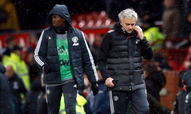 Manchester United : Paul Pogba règle ses comptes avec José Mourinho