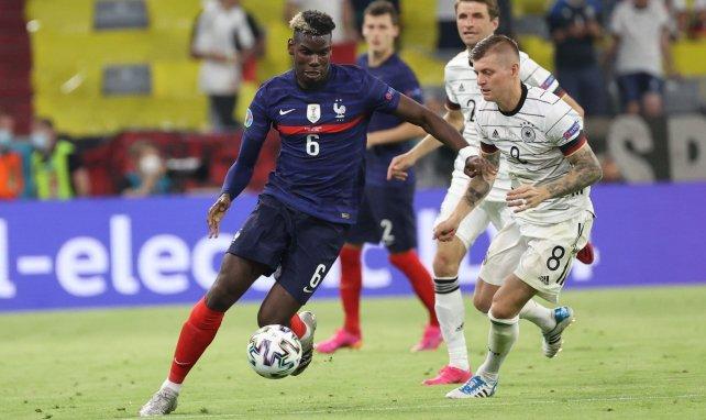 Équipe de France  : le nouveau match stratosphérique de Paul Pogba