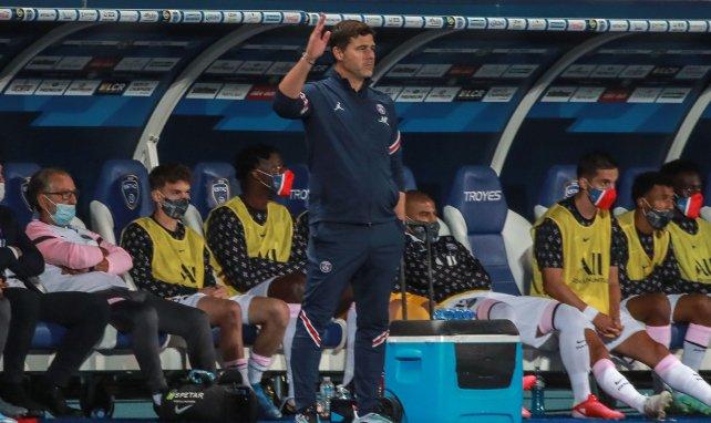 PSG-Angers : Mauricio Pochettino s'exprime sur l'arbitrage