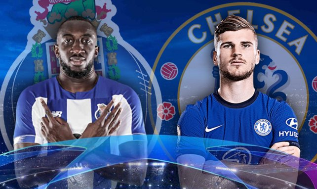 Moussa Marega (FC Porto) et Timo Werner (Chelsea)