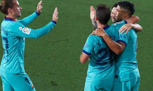 Le 4-4-2 losange, un dispositif idéal pour le Barça à court terme ?