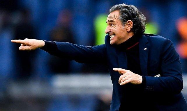 Serie A : Benevento gâche le retour de Cesare Prandelli sur le banc de la Fiorentina