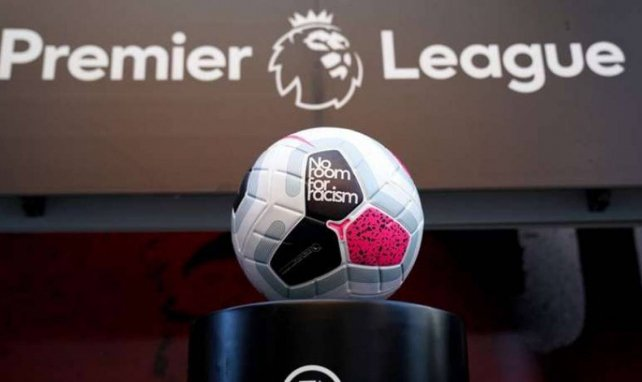 Le ballon de la Premier League 2019-2020