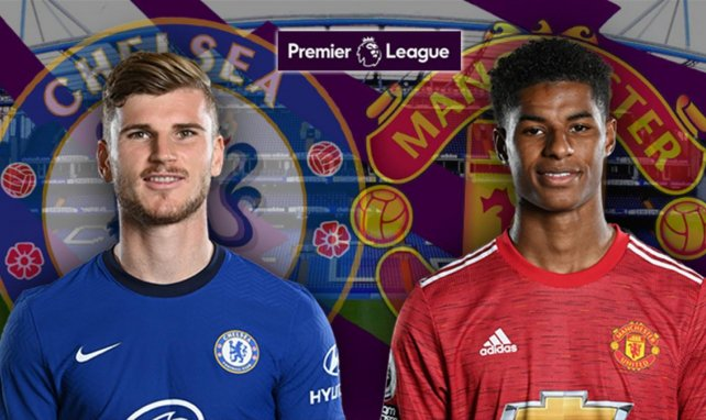 Chelsea-Manchester United : les compositions officielles