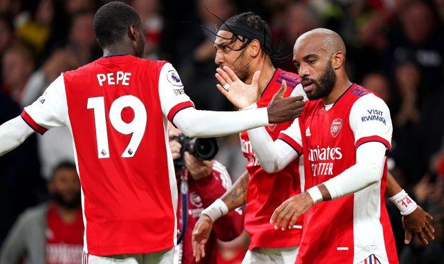 Arsenal : Alexandre Lacazette et son nouveau statut de remplaçant