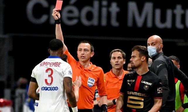 Rennes-PSG : Leonardo et Kimpembe étaient fous de rage