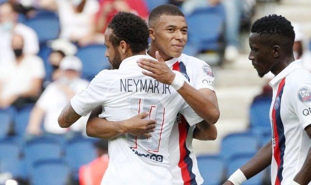 PSG : l'annonce de Nasser Al-Khelaïfi pour le duo Neymar-Mbappé