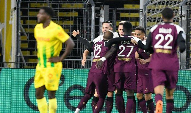 Ligue 1 : le PSG souffre avant de dérouler à Nantes