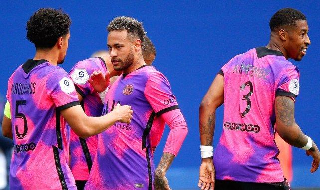 CdF : le PSG veut faire appel de la suspension de Neymar et Kimpembe