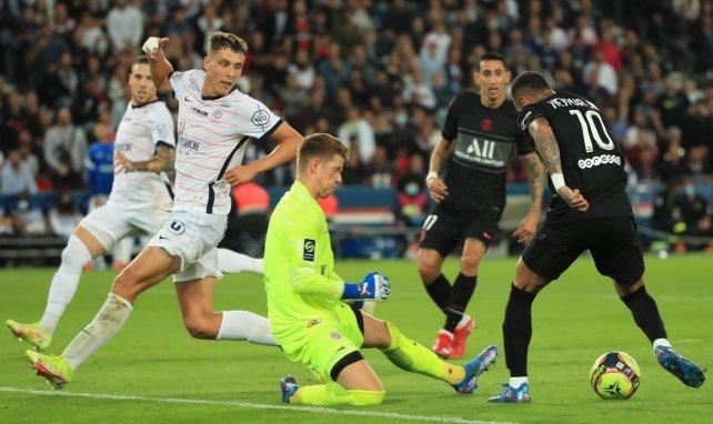 PSG-Montpellier : Neymar-Mbappé-Di Maria, le trident offensif s'est raté