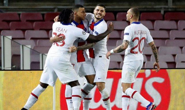 Indice UEFA : le PSG sauve la France