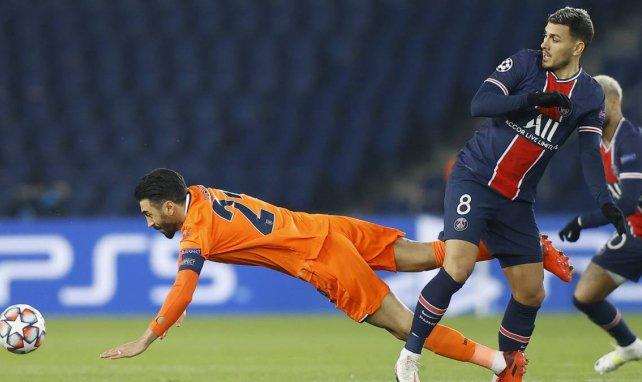 PSG : Leandro Paredes revient sur sa brouille avec Andy Delort