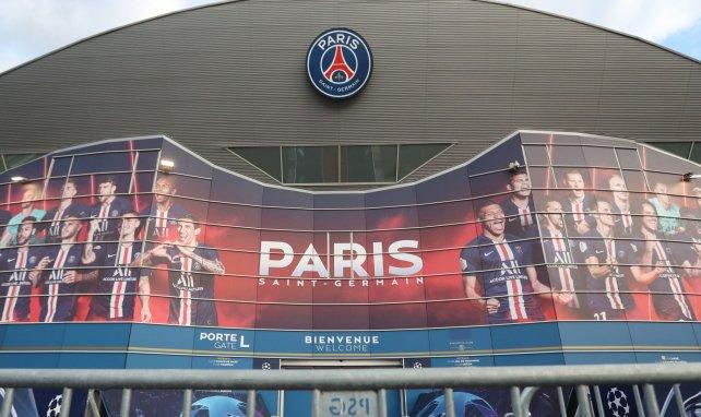 PSG : le tifo parisien