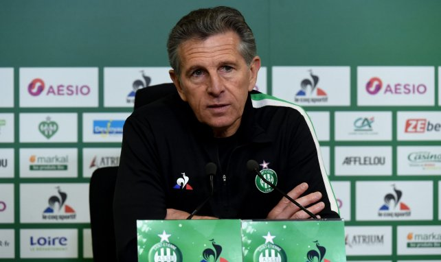 PSG-ASSE : la terrible frustration de Claude Puel