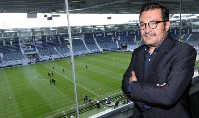 Didier Quillot, le directeur général de la Ligue de football professionnel