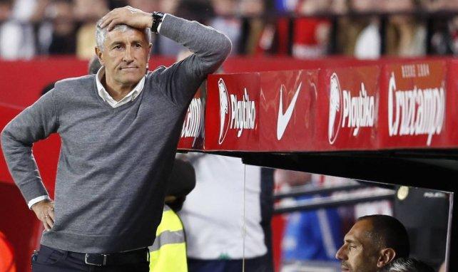 Barça : la direction ne veut pas payer Quique Setién !