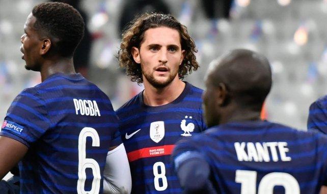 Rabiot, Pogba et Kanté après France-Allemagne