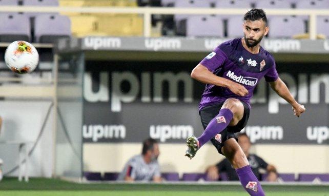Rachid Ghezzal en Serie A avec la Fiorentina