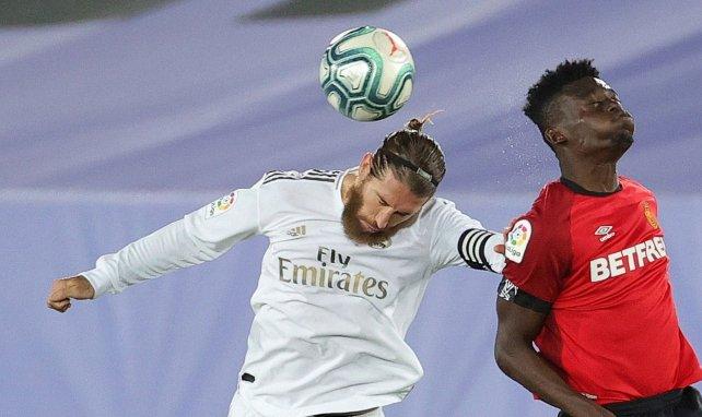Sergio Ramos buteur avec le Real Madrid