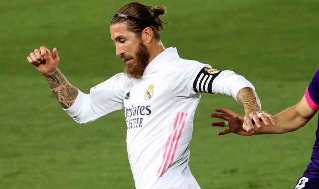 Real Madrid : Sergio Ramos fier d'être mentionné par France Football