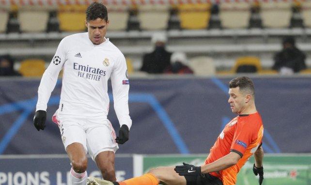 Raphaël Varane souhaiterait quitter le Real Madrid !