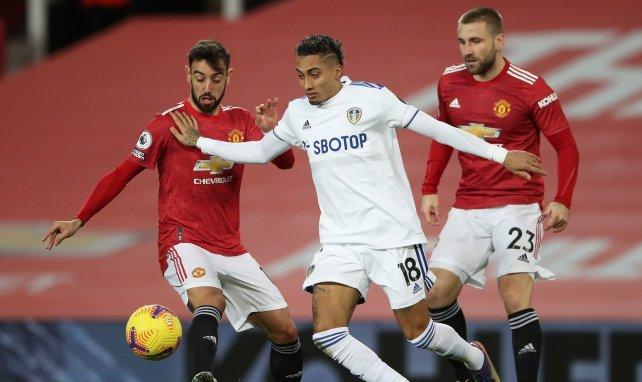 Leeds souhaite conserver Raphinha malgré les sollicitations