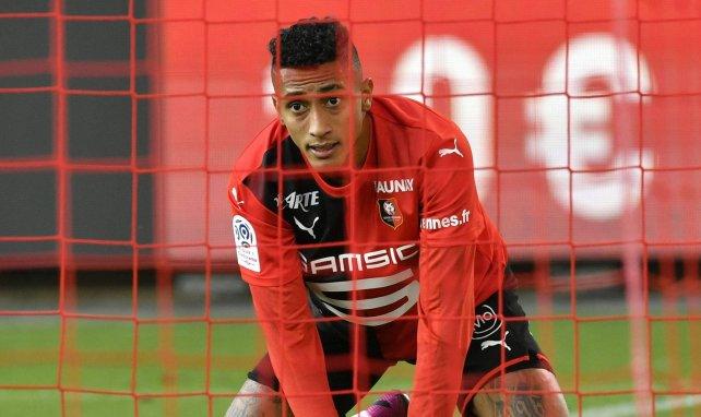 Rennes : Raphinha rêve de Premier League