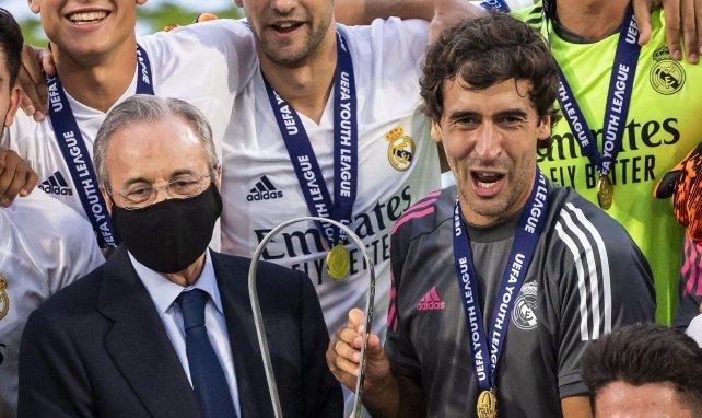 L'Eintracht Francfort veut Raul !
