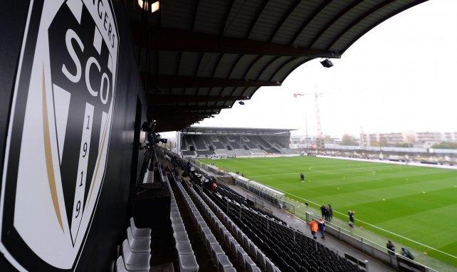 Le stade Raymond-Kopa d'Angers