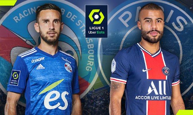 Strasbourg - PSG : comment regarder le match en direct