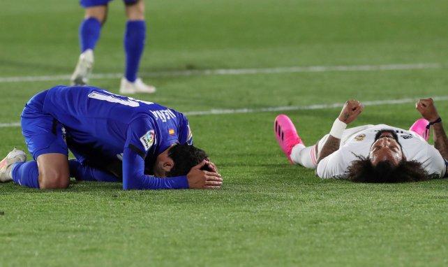 Liga : le Real Madrid tenu en échec par Getafe