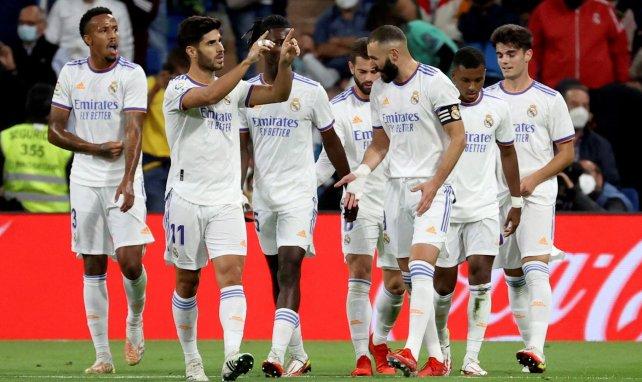 Liga : le Real Madrid étrille Majorque grâce à son duo Benzema-Asensio