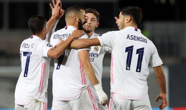 LIVE : le Real Madrid mène au score contre Alavés grâce à Casemiro