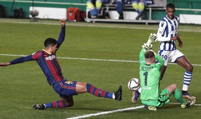 Supercoupe d'Espagne : Ter Stegen envoie le Barça en finale !