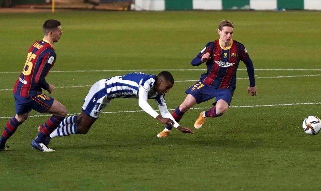 FC Barcelone : le troisième attaquant convoité pour le mercato
