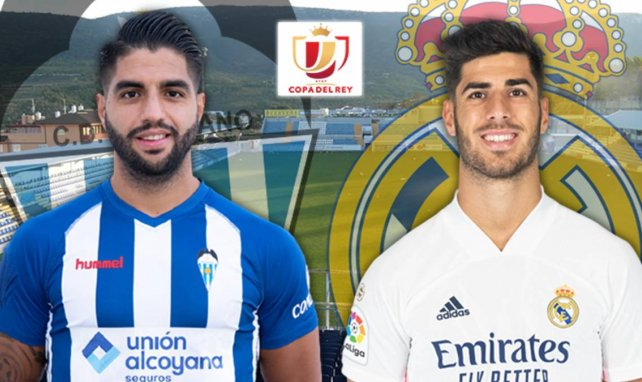 Alcoyano-Real Madrid : les compositions probables