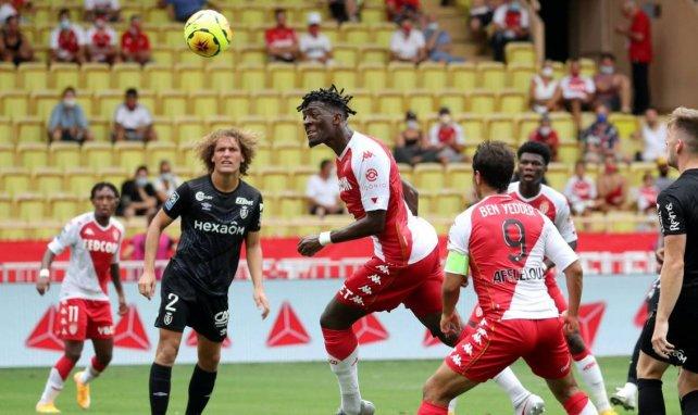 Ligue 1 : Axel Disasi prend 2 matches