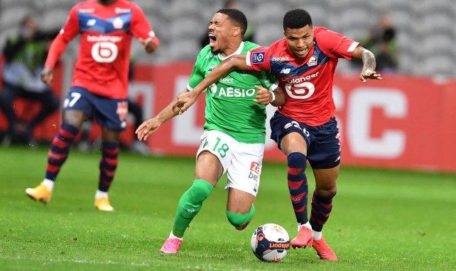 Ligue 1 : le LOSC cale face à l'ASSE et voit le PSG revenir à un point, l'OM européen la saison prochaine, Nîmes relégué