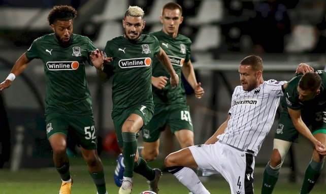 Rémy Cabella forfait face au Stade Rennais