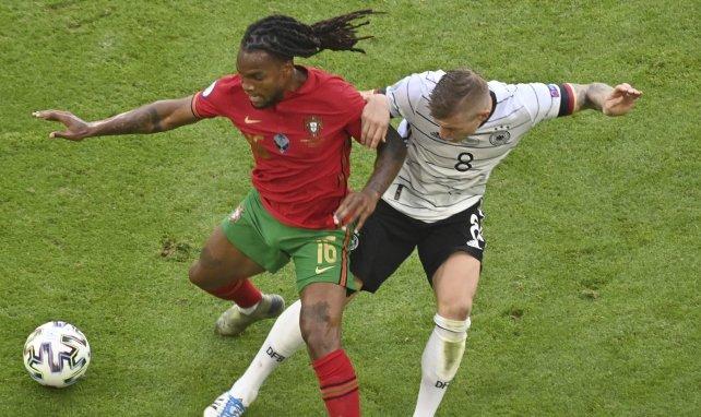 Euro 2020, Portugal : la cote de Renato Sanches grimpe en flèche