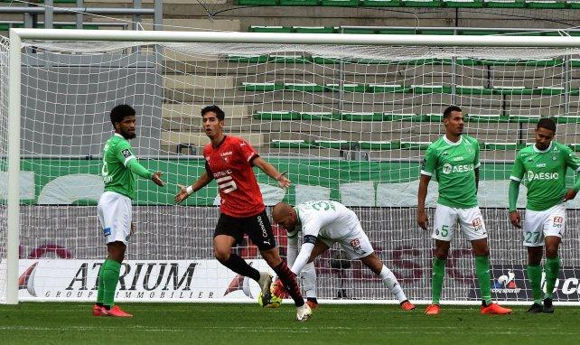 Ligue 1 : le Stade Rennais s'exporte bien et gifle Saint-Etienne