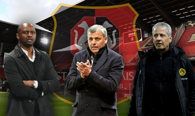 Stade Rennais : qui pour succéder à Julien Stéphan ?