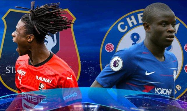 Rennes - Chelsea : la composition probable de Julien Stéphan !