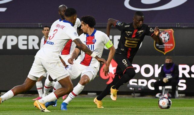 Ligue 1 : le PSG, tenu en échec à Rennes, s'éloigne du titre
