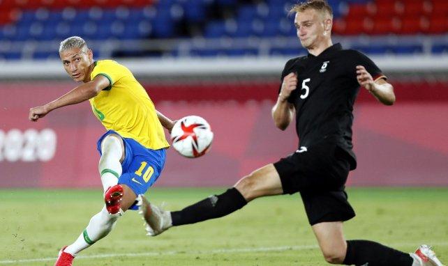 JO : l'Allemagne éliminée, la Côte d'Ivoire et le Brésil qualifiés pour les quarts de finale