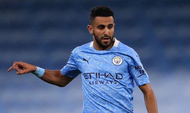 Manchester City : Riyad Mahrez dit non à l'OM