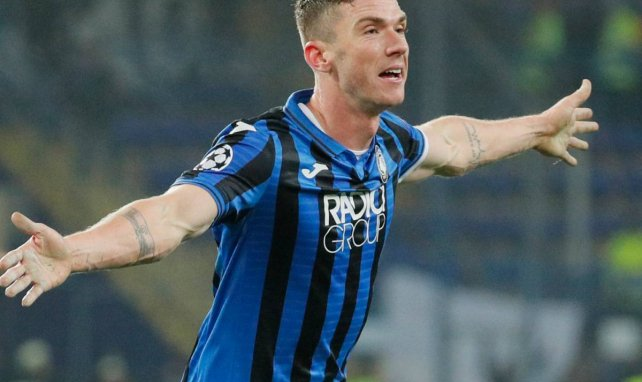 Serie A : l'Atalanta s'impose face à la Sampdoria