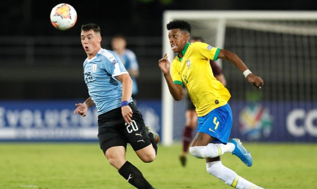 Accord de principe entre Nice et l'Athlético Paranaense pour Robson Bambu
