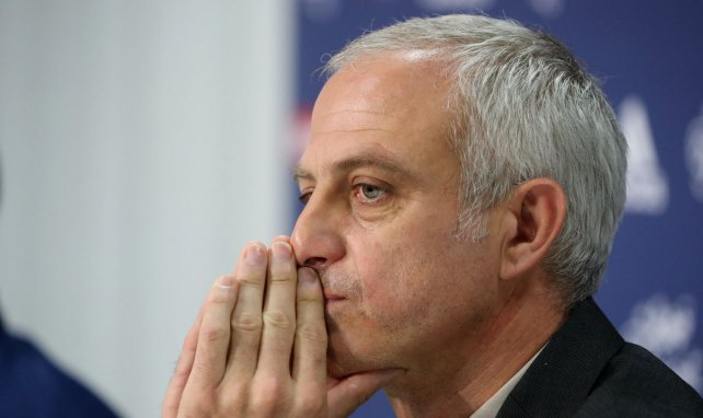 Alain Roche, ex-directeur sportif des Girondins de Bordeaux